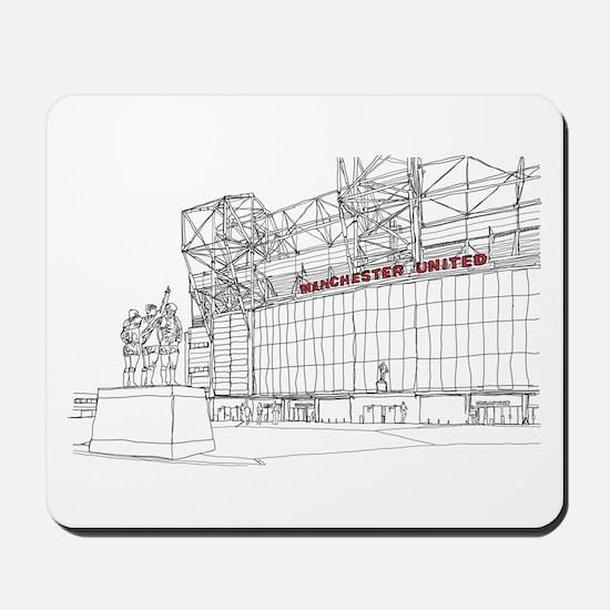Old Trafford Mousepad