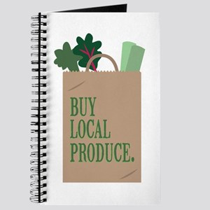 Local Produce Journal