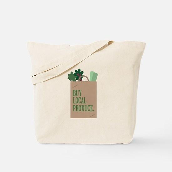 Local Produce Tote Bag