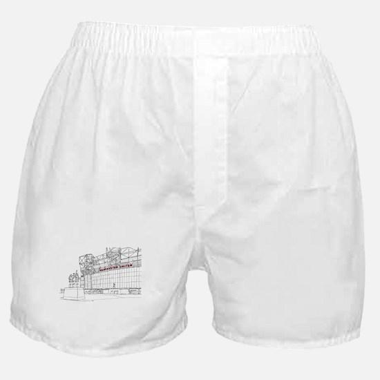 Old Trafford Boxer Shorts