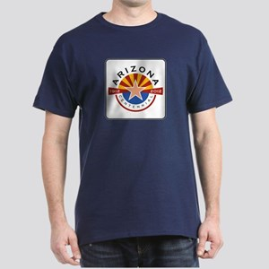 Arizona Centennial 1912-2012 - USA Dark T-Shirt