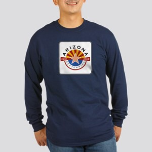 Arizona Centennial 1912-2 Long Sleeve Dark T-Shirt