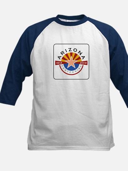 Arizona Centennial 1912-2012 Kids Baseball Jersey
