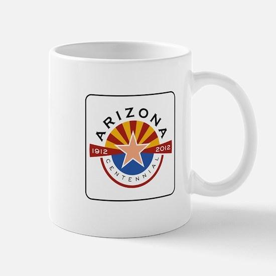 Arizona Centennial 1912-2012 - USA Mug