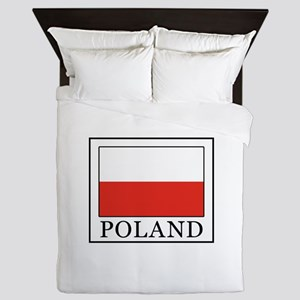 Poland Queen Duvet