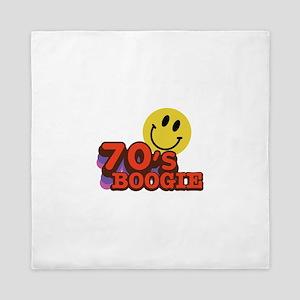 70s Boogie Queen Duvet