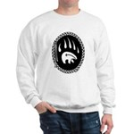 Tribal Bear Claw Sweatshirt