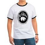 First Nations Tribal Art Ringer T