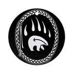 First Nations Tribal Art Ornament Keepsake