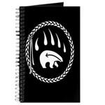 First Nations Tribal Art Journal Notebook Diary
