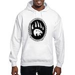 First Nations Tribal Art Hooded Sweatshirt
