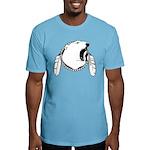 Tribal Art Fitted Bear T-Shirt First Nations Art