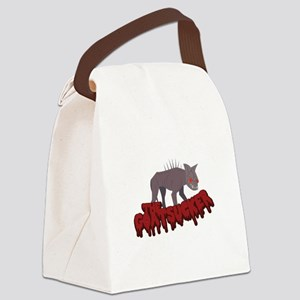 he Goat Sucker Canvas Lunch Bag