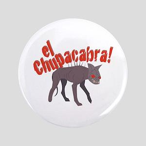 El Chupacabra! Button