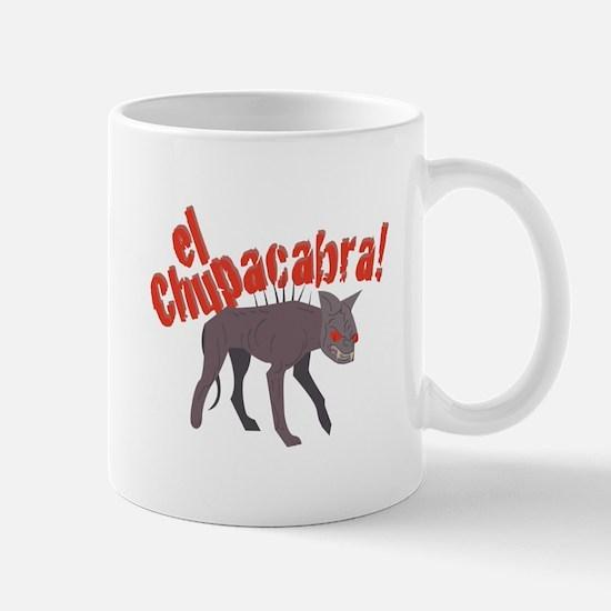 El Chupacabra! Mugs