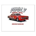 Fugly-Racing Small Poster
