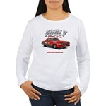 Fugly-Racing Women's Long Sleeve T-Shirt