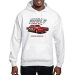 Fugly-Racing Hooded Sweatshirt