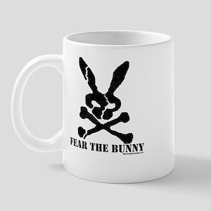 Fear the Bunny. Mug