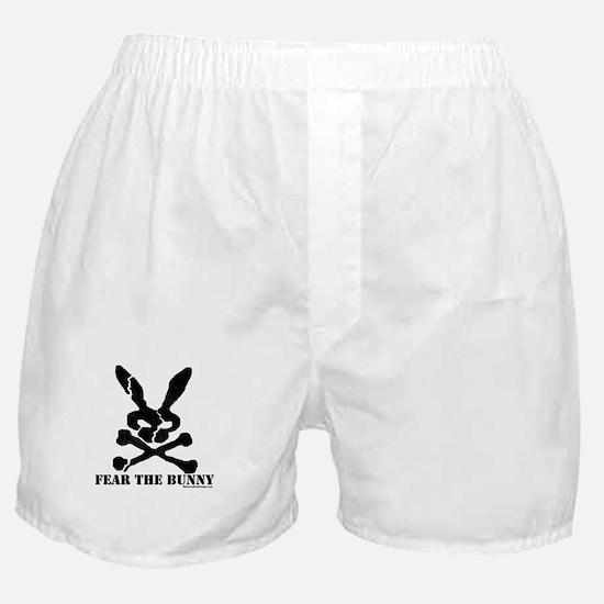 Fear the Bunny. Boxer Shorts