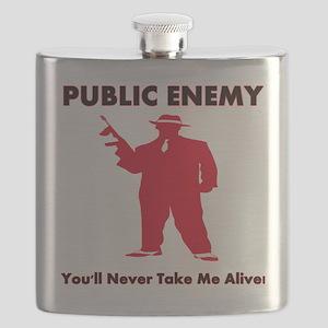 public enemy Flask