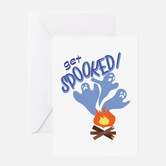 Get Spooked Greeting Cards