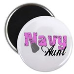 Navy Aunt Magnet