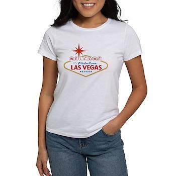 Welcome to Fabulous Las Vegas, NV Women's T-Shirt