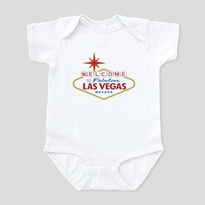 Welcome to Fabulous Las Vegas, NV Infant Bodysuit
