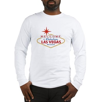 Welcome to Fabulous Las Vegas, Long Sleeve T-Shirt