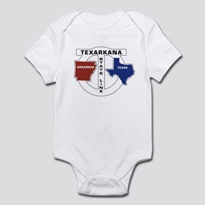 Texarkana Texas State Baby Clothes Accessories Cafepress
