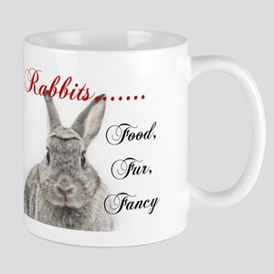 Food Fur Fancy Mugs