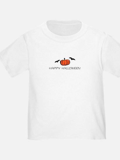Toddler white t-shirt, 100% cotton