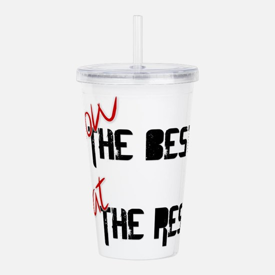 Show the Best! Acrylic Double-wall Tumbler