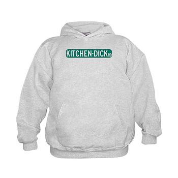Kitchen-Dick Road, Sequim (WA) Kids Hoodie