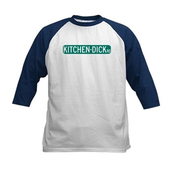 Kitchen-Dick Road, Sequim (WA) Kids Baseball Jerse