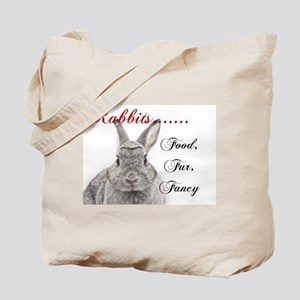 Food Fur Fancy Tote Bag