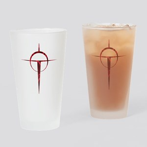 OTG Red Satin Logo (Transparent Background) Drinki