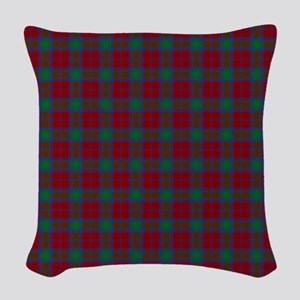 Lindsay Scottish Tartan Woven Throw Pillow