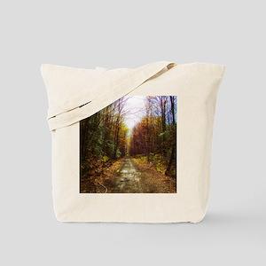 old rail road trail Tote Bag