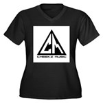 CHEEKZMUSIC Plus Size T-Shirt