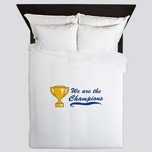 We Are Champions Queen Duvet