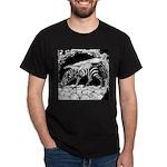 Tiger-headed <br>Zebragryph<br> Dark T-Shirt