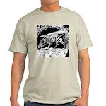 Tiger-headed <br>Zebragryph<br> Light T-Shirt