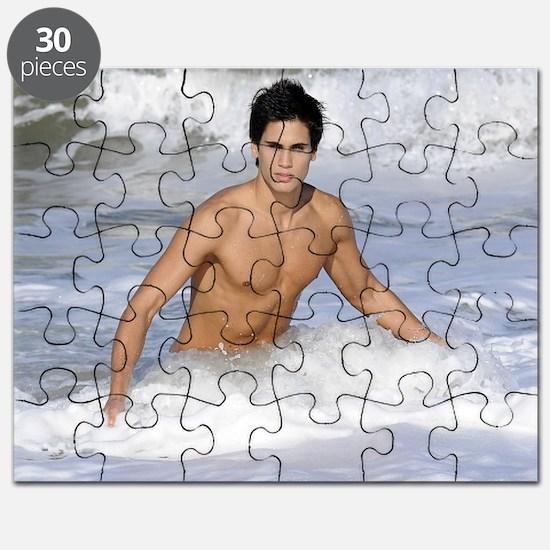 Bath Room Beach Boy Special Edition Puzzle