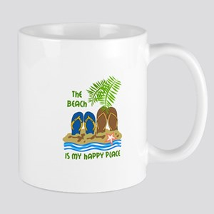 My Happy Place Mugs