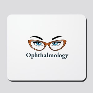 Ophthalmology Mousepad