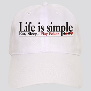 Life is Simple Cap