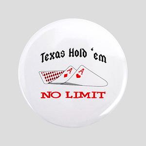 No Limit Poker Button
