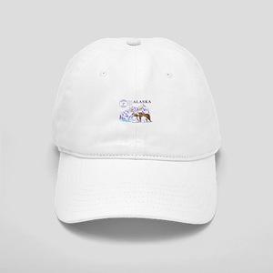 Travel Alaska Baseball Cap